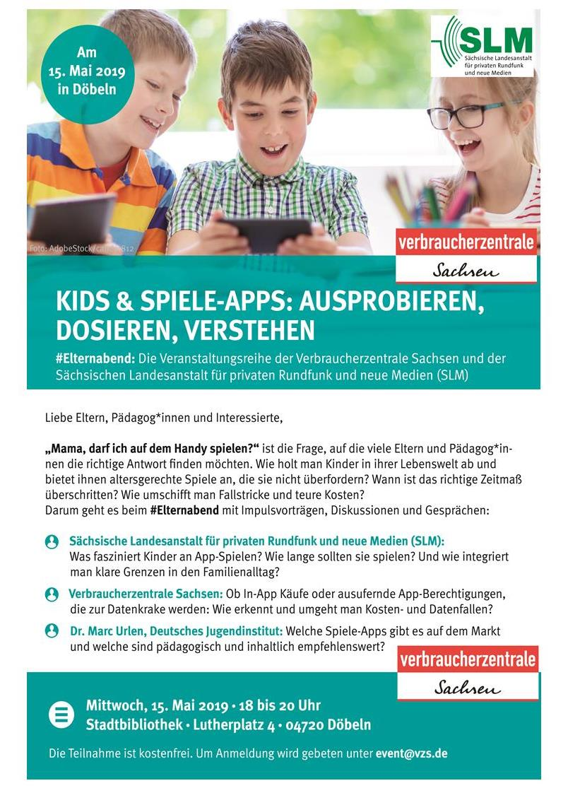 Flyer A5 Apps