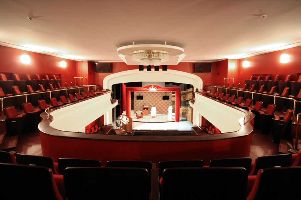 2012-09 Theater Saal