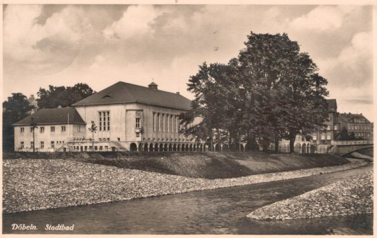 Stadtbad 1938